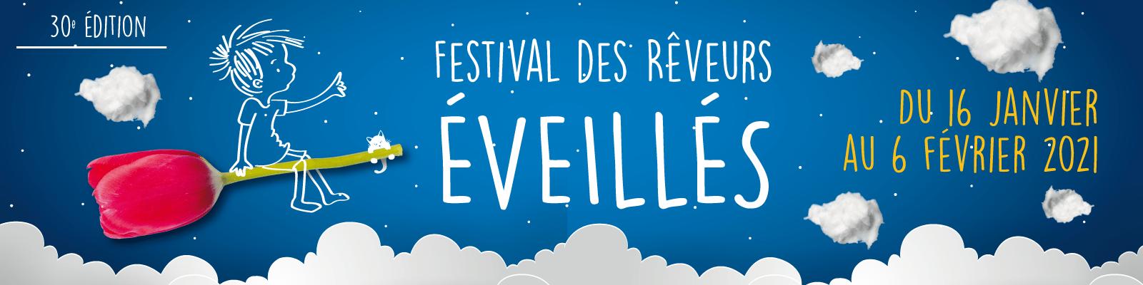 Le festival des Rêveurs éveillés - ANNULÉ | Mairie de Sevran